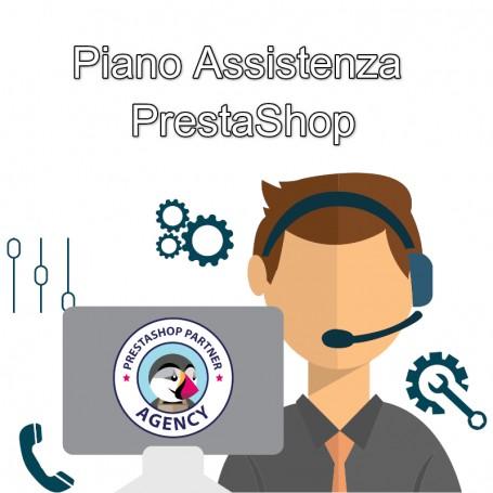 Piano Assistenza PrestaShop