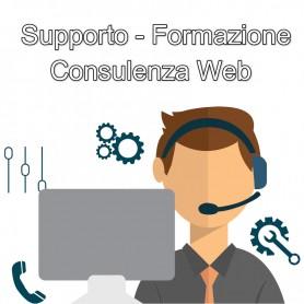 SUPPORTO, FORMAZIONE E CONSULENZA WEB