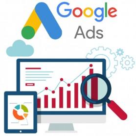 Campagna pubblicitaria Google ADS